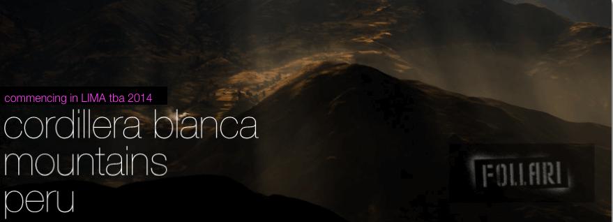 REMOTE PERU self-track trek – LAN / LIVE ARCHITECTURE NETWORK